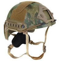 Шлем для страйкбола KINGRIN FAST helmet MH version low version (A-tacs FG) HL-08-MH-FG   1347583, KINGRIN. Интернет-магазин Vseinet.ru Пенза