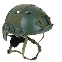 Шлем для страйкбола KINGRIN FAST helmet PJ version  low version(OD) HL-09-PJ-OD   1347576, KINGRIN. Интернет-магазин Vseinet.ru Пенза