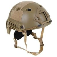 Шлем для страйкбола KINGRIN FAST helmet PJ version  low version(Tan) HL-09-PJ-T   1347577, KINGRIN. Интернет-магазин Vseinet.ru Пенза