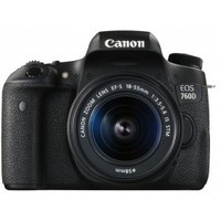 Canon EOS 760D Kit EF-S 18-55 mm F/3.5-5.6 III DC*. Интернет-магазин Vseinet.ru Пенза