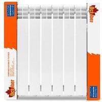 Радиатор алюминевый KONNER LUX 80/500, 12 секции. Интернет-магазин Vseinet.ru Пенза