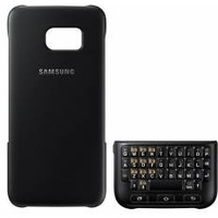 Чехол-клавиатура Samsung для Samsung Galaxy S7 edge Keyboard Cover черный (EJ-CG935UBEGRU). Интернет-магазин Vseinet.ru Пенза