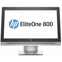 "Моноблок HP EliteOne 800 G2 23"" Full HD Touch i3 6100/4Gb/1Tb/HDG/DVDRW/Windows 10 Professional 64/GbitEth/WiFi/клавиатура/мышь/Cam/черный/серебристый 1920x1080. Интернет-магазин Vseinet.ru Пенза"