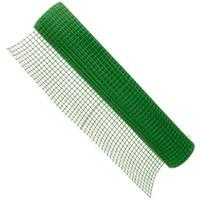Ф-7/0,4/10 Сетка пластиковая 0,4 х 10м (зеленый). Интернет-магазин Vseinet.ru Пенза