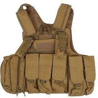 Жилет разгрузочный KINGRIN CIRAS vest (Tan) VE-01-T   1347697, KINGRIN. Интернет-магазин Vseinet.ru Пенза