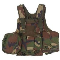 Жилет разгрузочный KINGRIN CIRAS vest (Woodland) VE-01-WL   1347699, KINGRIN. Интернет-магазин Vseinet.ru Пенза