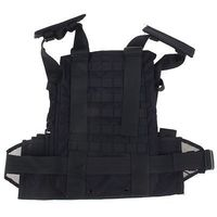 Жилет разгрузочный KINGRIN Tactical vest (Black) VE-20-BK   1347693, KINGRIN. Интернет-магазин Vseinet.ru Пенза