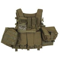 Жилет разгрузочный KINGRIN Tactical vest (OD) VE-21-OD   1347704, KINGRIN. Интернет-магазин Vseinet.ru Пенза