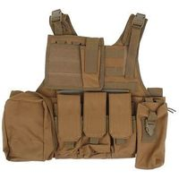 Жилет разгрузочный KINGRIN Tactical vest (Tan) VE-03-T   1347689, KINGRIN. Интернет-магазин Vseinet.ru Пенза