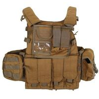 Жилет разгрузочный KINGRIN Tactical vest (Tan) VE-21-T   1347705, KINGRIN. Интернет-магазин Vseinet.ru Пенза