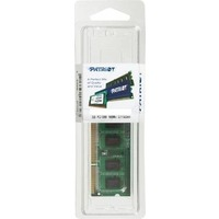 Память DDR3 2Gb 1600MHz Patriot PSD32G160081S RTL PC3-12800 SO-DIMM 204-pin. Интернет-магазин Vseinet.ru Пенза