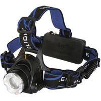 Фонарь UltraFlash E150 Black. Интернет-магазин Vseinet.ru Пенза
