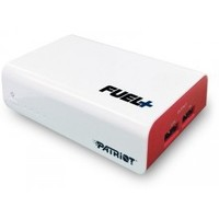 Patriot Fuel+ 9000 mAh 2xUSB 1.5A / 2.5A PCPB90002. Интернет-магазин Vseinet.ru Пенза