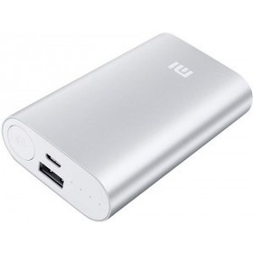 Xiaomi Power Bank NDY-02-AN 10000 mAh Silver