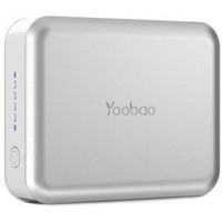 Yoobao Magic Cube II 10400 mAh YB-649 White / Silver. Интернет-магазин Vseinet.ru Пенза