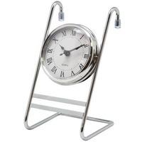 Часы на рейлинг, хром MX-408. Интернет-магазин Vseinet.ru Пенза