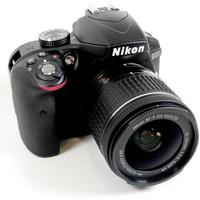 Фотокамера Nikon D3300 Kit 18-55 mm VR AF-P Black (гарантия Nikon). Интернет-магазин Vseinet.ru Пенза