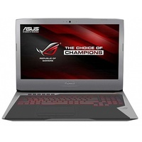 ASUS G752VY 90NB09V1-M02970 (Intel Core i7-6700HQ 2.6 GHz/24576Mb/2000Gb + 256Gb SSD/DVD-RW/nVidia GeForce GTX 980M 8192Mb/Wi-Fi/Bluetooth/Cam/17.3/1920x1080/Windows 10 64-bit). Интернет-магазин Vseinet.ru Пенза