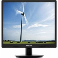 "Монитор Philips 19"" 19S4QAB (00/01) черный IPS LED 5:4 DVI M/M матовая 250cd 1280x1024 D-Sub HD READY 3.2кг. Интернет-магазин Vseinet.ru Пенза"