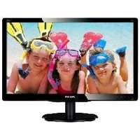 "Монитор Philips 19.5"" 200V4LAB2 (00/01) черный TFT LED 5ms 16:9 DVI M/M матовая 600:1 200cd 1600x900 D-Sub HD READY 2.72кг. Интернет-магазин Vseinet.ru Пенза"