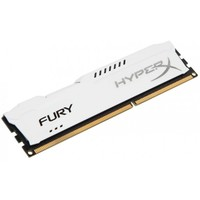 Kingston HyperX Fury White Series PC3-10600 DIMM DDR3 1333MHz CL9 - 4Gb HX313C9FW/4. Интернет-магазин Vseinet.ru Пенза