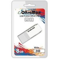 OLTRAMAX OM-8GB-240-белый. Интернет-магазин Vseinet.ru Пенза