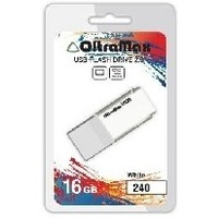OLTRAMAX OM-16GB-240-белый. Интернет-магазин Vseinet.ru Пенза