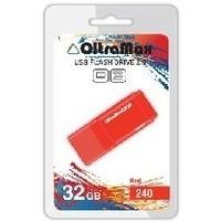 OLTRAMAX OM-32GB-240-красный. Интернет-магазин Vseinet.ru Пенза
