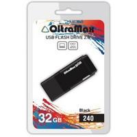 OLTRAMAX OM-32GB-240-черный. Интернет-магазин Vseinet.ru Пенза
