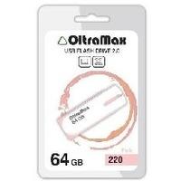 OLTRAMAX OM-64GB-220-розовый. Интернет-магазин Vseinet.ru Пенза