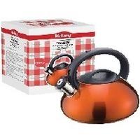 Чайник Mallony MAL-104-O оранжевый. Интернет-магазин Vseinet.ru Пенза