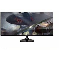 "Монитор LG 25"" 25UM58-P черный IPS LED 5ms 21:9 (Ultrawide) HDMI матовая 250cd 2560x1080 FHD 4кг. Интернет-магазин Vseinet.ru Пенза"
