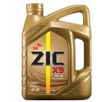 ZIC X9 5W40 (4л) (масло для л/авто, синт.) MB-APPROVAL 229.5.VW 502.00/505.00 162613 (19999). Интернет-магазин Vseinet.ru Пенза