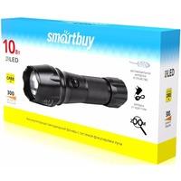 Фонарь Smartbuy (SBF-20-K) CREE XM-L T6 10W фокусировка луча, черный. Интернет-магазин Vseinet.ru Пенза