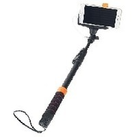 PERFEO M8 SELFIE STICK 40-122CM+3.5MM AUDIO CABLE+GO-PRO ADAPTER+BIG HOLDER. Интернет-магазин Vseinet.ru Пенза