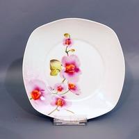 "Тарелка обеденная 9"" 23см OV1203-2 орхидея. Интернет-магазин Vseinet.ru Пенза"