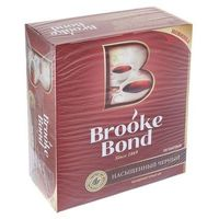 Чай черный Brooke Bond, 100 пакетиков*1,8 г. Интернет-магазин Vseinet.ru Пенза