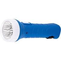 Фонарь Smartbuy (SBF-99-B) 5 LED синий с прямой зарядкой. Интернет-магазин Vseinet.ru Пенза