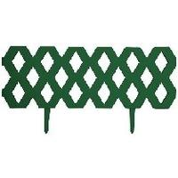PARK Ромб забор декор. темно-зеленый 1,2м х 0,22см (999137) (20). Интернет-магазин Vseinet.ru Пенза