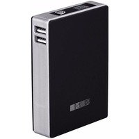 InterStep PB104002U 10400 mAh 2USB/2A 43408 Black. Интернет-магазин Vseinet.ru Пенза