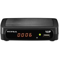 ТВ приставка DVB-T2 Supra SDT-84 (эфирное цифровое ТВ). Интернет-магазин Vseinet.ru Пенза