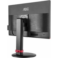 "Монитор AOC 24"" G2460PF черный/красный TN+film LED 1ms 16:9 DVI HDMI M/M матовая HAS Pivot 350cd 1920x1080 DisplayPort FHD USB 6.54кг. Интернет-магазин Vseinet.ru Пенза"