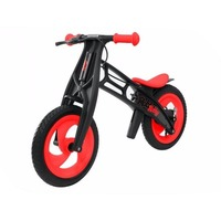 RT Hobby-bike FLY B Черная оса Red-Black. Интернет-магазин Vseinet.ru Пенза
