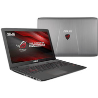 "Ноутбук ASUS GL752VW-T4236D, 17.3"", Intel Core i5 6300HQ, 2.3ГГц, 8Гб, 2Тб, 128Гб SSD, nVidia GeForce GTX 960M - 2048 Мб, DVD-RW, Free DOS, черный [90nb0a42-m03140]. Интернет-магазин Vseinet.ru Пенза"