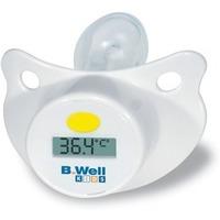 Термометр электронный B.WELL WT-09 quick, белый. Интернет-магазин Vseinet.ru Пенза