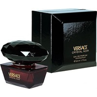 VERSACE CRYSTAL NOIR lady set (50ml edt+50b/l+50g/dl). Интернет-магазин Vseinet.ru Пенза