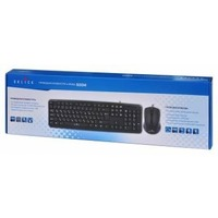 Клавиатура + мышь Oklick 600M клав:черный мышь:черный USB. Интернет-магазин Vseinet.ru Пенза