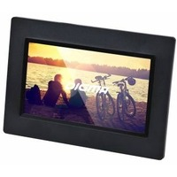 "Фоторамка Digma 7"" PF-733 800x480 черный пластик. Интернет-магазин Vseinet.ru Пенза"