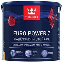 EURO POWER 7 А краска 2,7л.. Интернет-магазин Vseinet.ru Пенза
