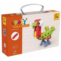 Gigo Junior Engineer Crazy Creatures 1102. Интернет-магазин Vseinet.ru Пенза
